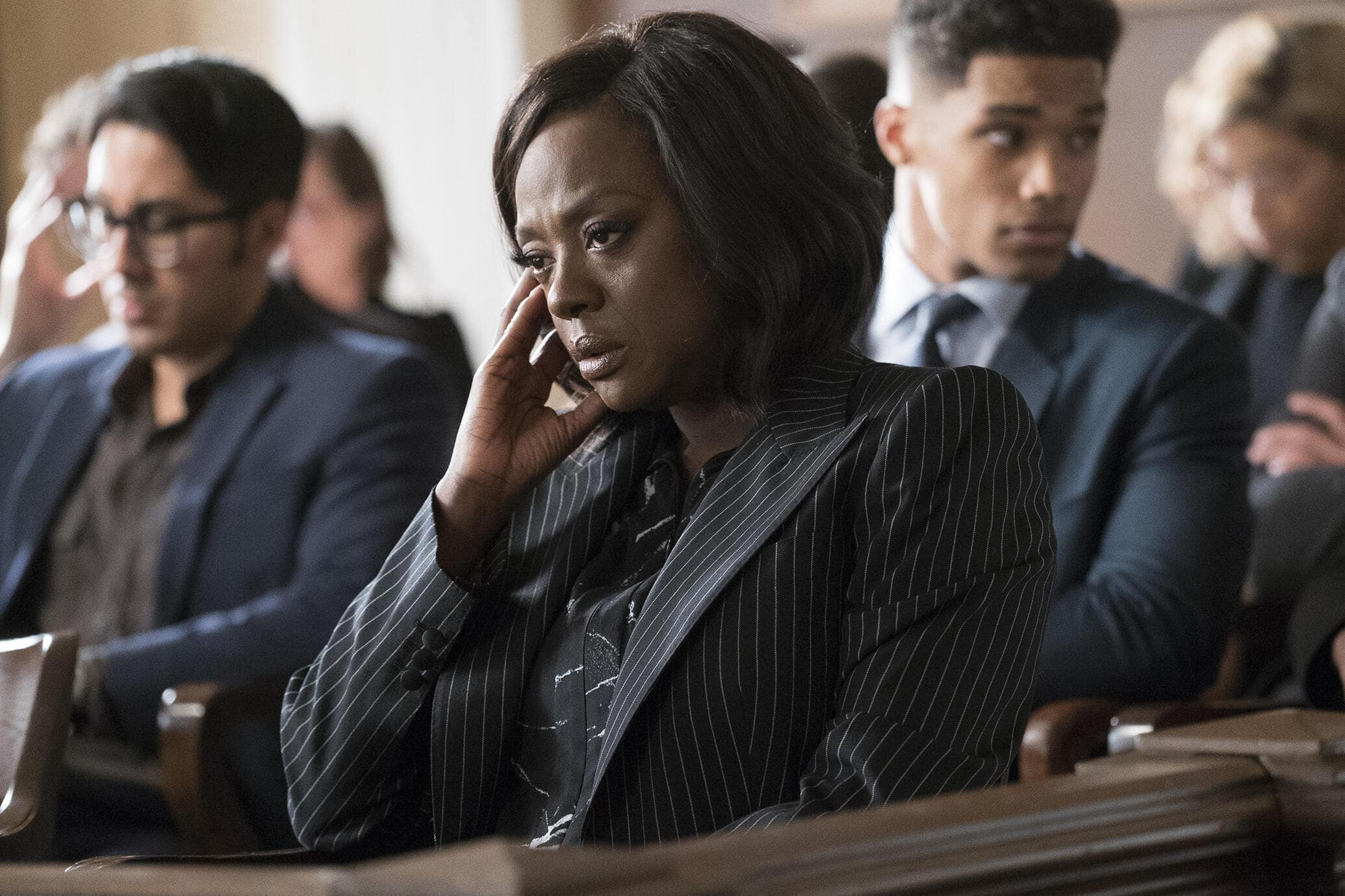 How To Get Away With Murder (2014-2020)